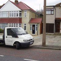 Extension in Bexley, Kent by S M Berry Building Contractors Ltd, Бексли
