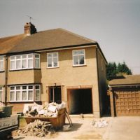 Extension in Bexley, Kent by S M Berry Building Contractors Ltd, Бексли