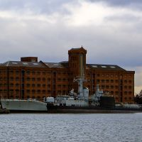 Birkenhead historic warships, Биркенхед