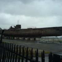 U-Boot in Birkenhead 2007, Биркенхед