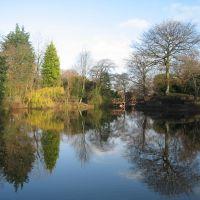 Birkenhead Park Lake, Биркенхед