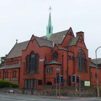 St Lukes, Биркенхед