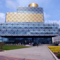 New Birmingham Library,West Midlands,Uk.March 2014., Бирмингем