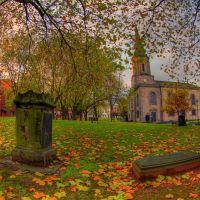 St.Pauls Square, Birmingham, Бирмингем
