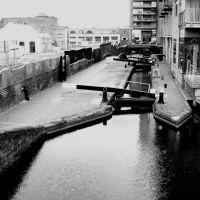 Canal Side Walk 1, Birmingham, Бирмингем