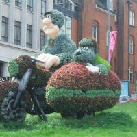 Birmingham Wallis & Gromit, Бирмингем