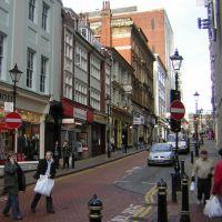 New Street, Бирмингем