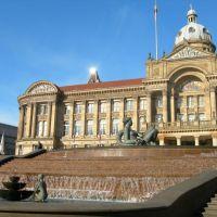Birmingham Council House, Бирмингем