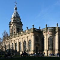 Birmingham Cathedral, Бирмингем