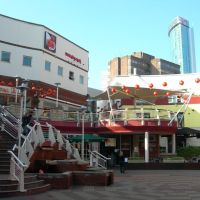 Arcadian Centre. Birmingham, Бирмингем
