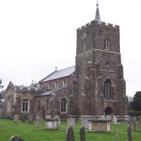 St Swithun, Sandy, Bedfordshire, England, Бистон