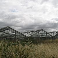Disused greenhouses, Бистон