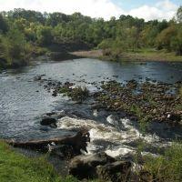 The beautiful River Wear, Бишоп-Окленд
