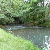 River Gaunless, Bishop Auckland, Бишоп-Окленд
