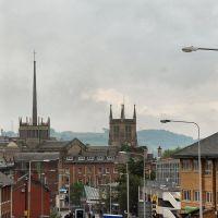 Cathedral from Larkhill, Блэкберн
