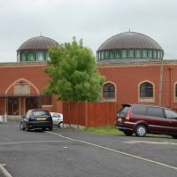 Mosque, Блэкберн