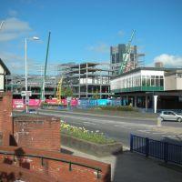 new shopping centre blackburn, Блэкберн