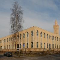 New Mosque, Блэкберн