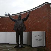 Jack Walker statue, Блэкберн