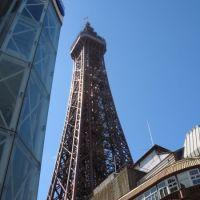 Blackpool Tower, Блэкпул