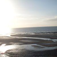 Irish Sea., Блэкпул