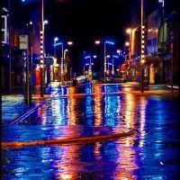 blue, Блэкпул