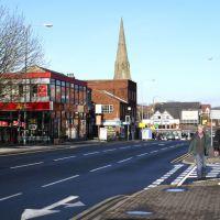 Moor lane, Болтон