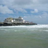 Bournemouth pier..U.K., Боримут