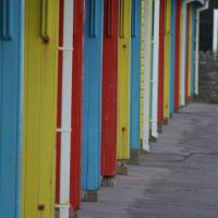 Bournemouth Beach huts, Боримут