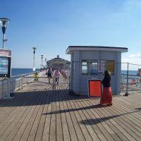 Along the pier, Боримут
