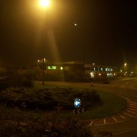 Asda and the Wessex Way Roundabout, Боримут