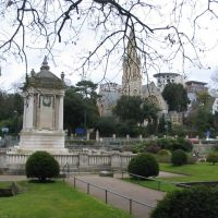 Bournemouth, War Memorial, Боримут