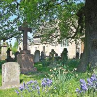 Holy Trinity churchyard ~ Boston ~ Lincolnshire, Бостон