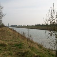 river Witham, Бостон
