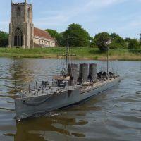 HMS Swift, In Memory of Don, Бостон