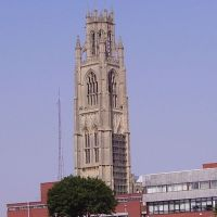 Boston Stump (88 meters high), Бостон