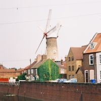 The windmill, Бостон