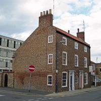 Main Ridge West, Boston, Lincolnshire, UK, Бостон