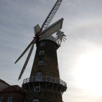 Maud Forster Windmill, Boston, Бостон