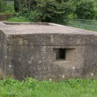 World War 2 Pillbox, Бостон