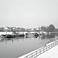 Freezing Winter on the Witham, Бостон