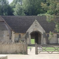 Bradford apon Avon - barn, Брадфорд