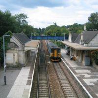 Train Station, Брадфорд