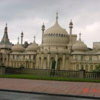 Brighton. UK, Брайтон