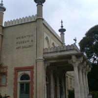 Brighton Museum & Art Gallery, Брайтон