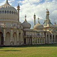 Royal Pavilion (East View) - Brighton, Брайтон