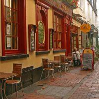 Brightons Side Streets - Restaurants, Брайтон