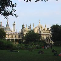 Brighton - Royal Pavilion, Брайтон
