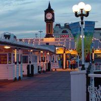 Brighton Pier, Брайтон