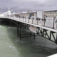 Brighton Pier view #1., Брайтон